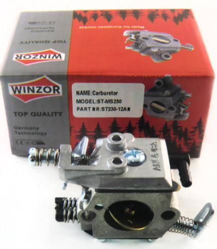 Карбюратор для бензопилы Штиль Stihl 230/250 Winzor Тайвань (ANABA)