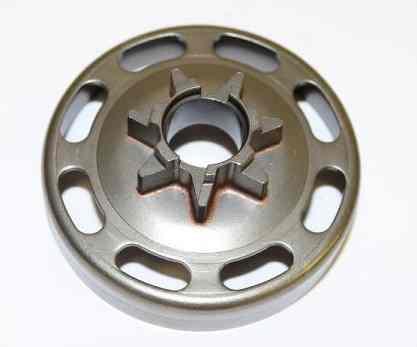 Барабан сцепления литой 0,325-7 для бензопилы Хускварна Husqvarna 435/440