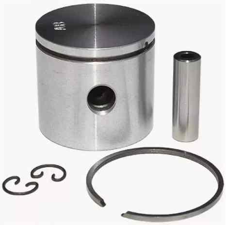 Поршень для бензокосы (триммера) Хускварна Husqarna 125R/128R (35мм)