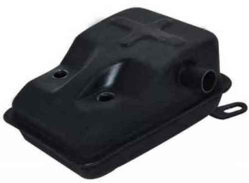 Глушитель для бензокосы (триммера) 430/520