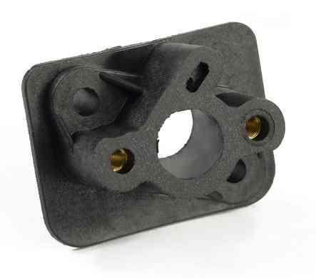 Переходник карбюратора (теплоизолятор) для бензокосы (триммера) 43/52cc