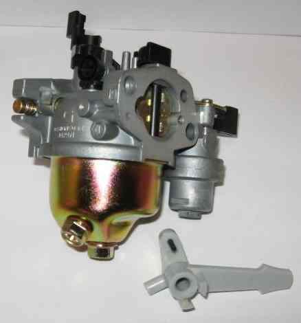 Карбюратор для двигателя 168/170F(с краном)