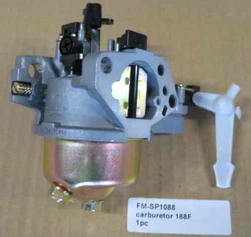 Карбюратор для двигателя 188F(с краном)