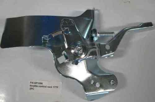 Механизм управления карбюратором для двигателя 177F