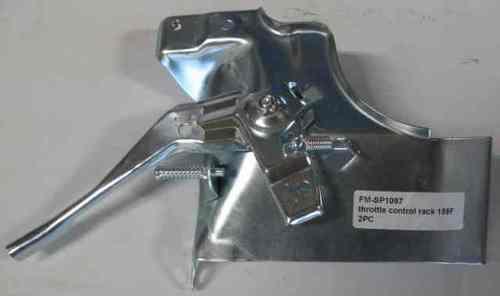 Механизм управления карбюратором для двигателя 188F