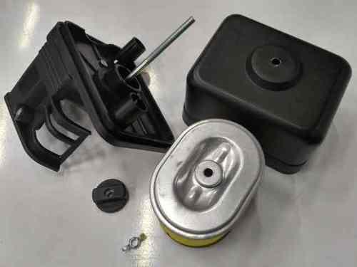 Фильтр воздушный для двигателя 168/170F в сборе(бумажный элемент)