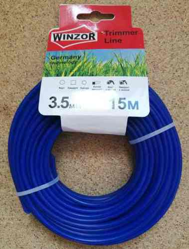 Леска 3,5*15 круг(синий) Winzor