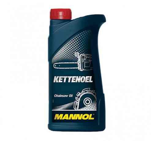 Масло для цепей бензопил MANNOL Kettenoel 1л