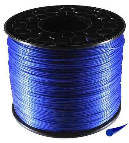 Леска 2,7*317м круг(синий) Winzor