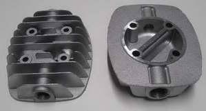 Головка цилиндра компрессора электрического AC-125