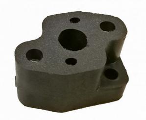 Переходник карбюратора (теплоизолятор) для бензокосы (триммера) 26cc