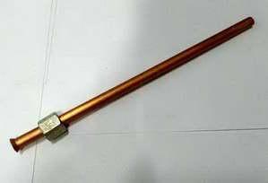Трубка для компрессора AE-502-3 (Прессостат/обратный клапан,длина 16,3см)