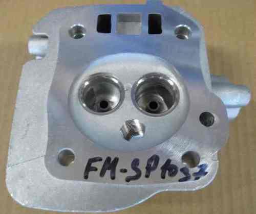 Головка цилиндра для двигателя 168F