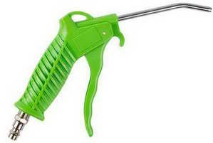 Пистолет продувочный для компрессора ECO ABG-101 (100мм)