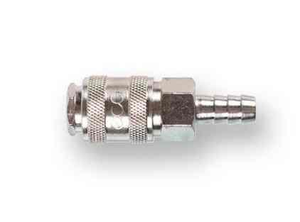 Соединение быстросъем. МАМА х елочка 10 мм (сталь) ECO