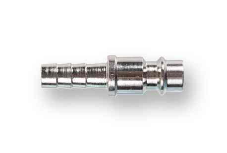 Соединение быстросъем. ПАПА х елочка 8 мм (сталь) ECO