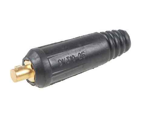 Разъем сварочный 10-25 мм2 DX25 (папа)