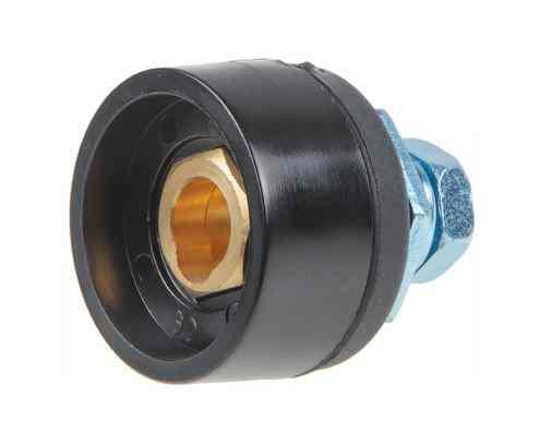 Разъем сварочный панельный 10-25 мм2 DX25 (мама)