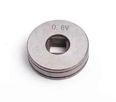 Ролик подающий для полуавтомата ф25/7 мм, шир. 7.5мм (проволока ф0.6-0.8 мм)