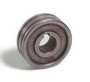Ролик подающий для полуавтомата ф30/10 мм, шир. 10мм, проволока ф0,6-0,8мм