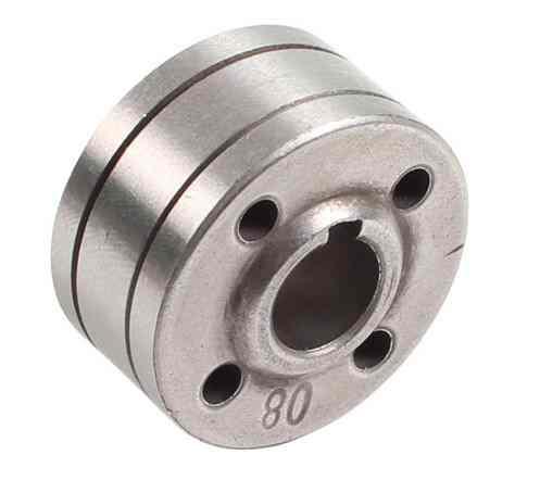 Ролик подающий для полуавтомата ф30/10 мм, шир. 10мм, проволока ф0,8-1,0мм