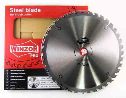 Нож для кустореза 255/1,8x40T Winzor PRO MT(победитовый)