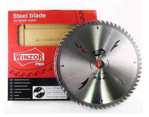 Нож для кустореза 255/1,8x60T Winzor PRO LV(победитовый)