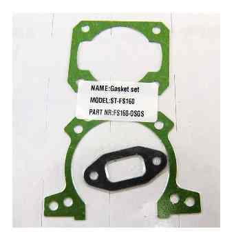 Набор прокладок для бензокосы (триммера) Штиль Stihl FS160/220/280