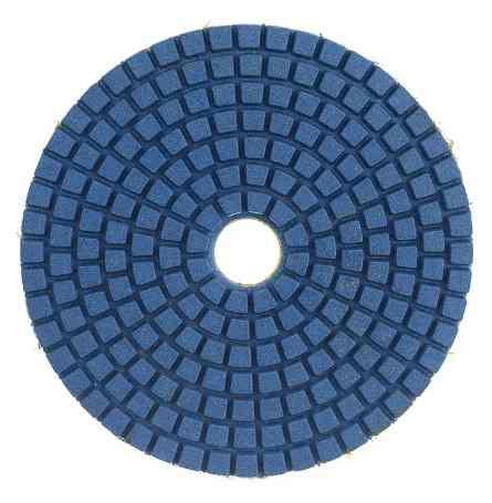 Круг шлифовальный Черепашки 800 Vertex (для полировки мрамора)