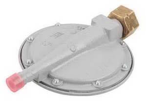 Регулятор давления для баллонов РДСГ 1-1,2, Цветлит (Редуктор баллонный бытовой)