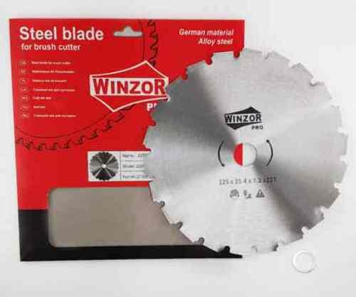 Нож для кустореза 225/1,3x22T Winzor (Пильный, без победита)