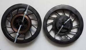 Барабан стартера B&S 498144 с пружиной (диаметр 135мм)(арт.147035)