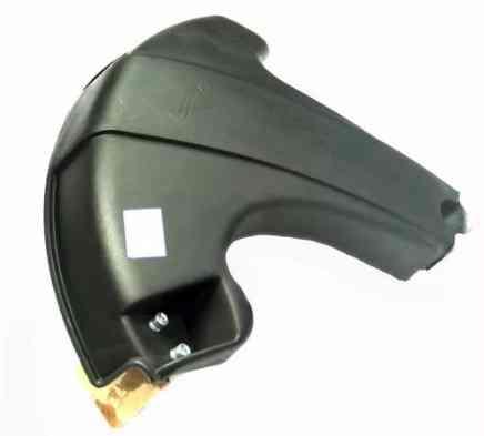 Защитный кожух в сборе для электротриммера (на 2 болта)