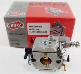 Карбюратор для бензопилы 2500 (одноручная пила) Winzor Тайвань (ANABA)