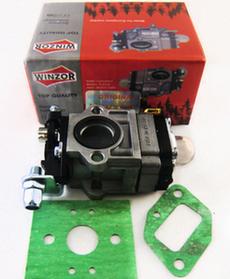 Карбюратор для бензокосы (триммера) 430/520 (больш.отверстие) Winzor Тайвань (ANABA)