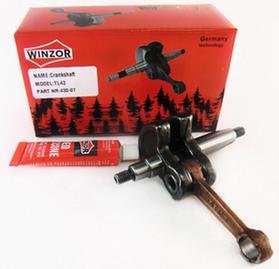 Коленвал для бензокосы (триммера) 43cc Winzor