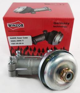 Редуктор 7T/D28мм для бензокосы (триммера) Winzor