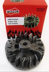 Маховик для бензокосы (триммера) 33сс (36мм) Winzor
