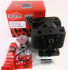 Поршневая группа для бензокосы (триммера) Штиль Stihl FS120 (35мм) Winzor