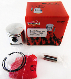 Поршень для бензокосы (триммера) Штиль Stihl FS55 (34мм) Winzor