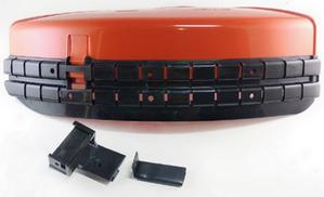 Защитный кожух для бензокосы (триммера) Штиль Stihl FS120/130/200/250