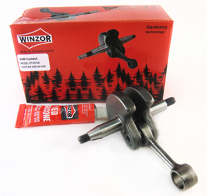 Коленвал для бензокосы (триммера) Штиль Stihl FS120/200/250 Winzor
