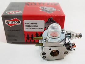 Карбюратор для бензокосы (триммера) Echo SRM-2305 Winzor Тайвань (ANABA)