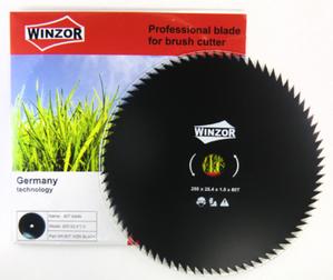 Нож для кустореза 255/1,6x80T Winzor (Black)