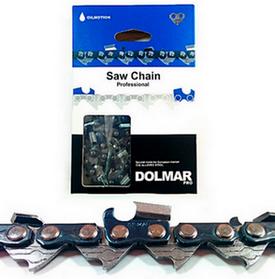 Цепь 0,325-1,3-64 звена Dolmar (для HU-137/142, ПРЯМОУГОЛЬНЫЙ ЗУБ)