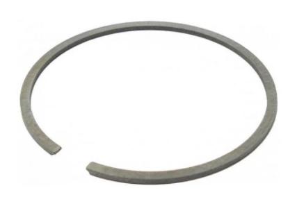 Поршневое кольцо для бензокосы (триммера) Хитачи Hitachi 27 (1шт)